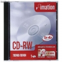 C.D. REESCRIBIBLE CD-RW 80 MIN 650 IMATI