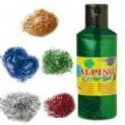 PINTURA TR.C/PURPURINA IRIDISCENTE 250ML