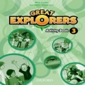 OXF GREAT EXPLORERS 3 AB   9780194507417