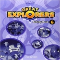 OXF GREAT EXPLORERS 6 AB   9780194507981
