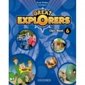OXF GREAT EXPLORERS CB 6   9780194820509
