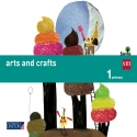 SM ARTS AND CRAFTS 1       9788415743224