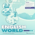 BURLI ENGLISH WORLD 1 WB   9789963484782